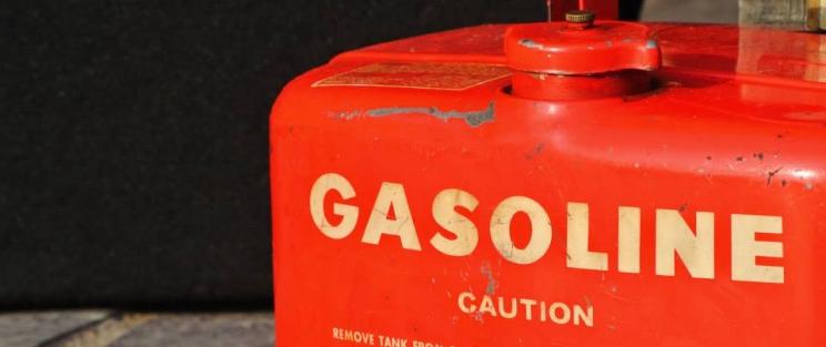 gasoline crop