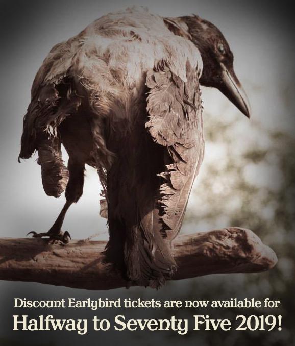 crow earlybird 2019